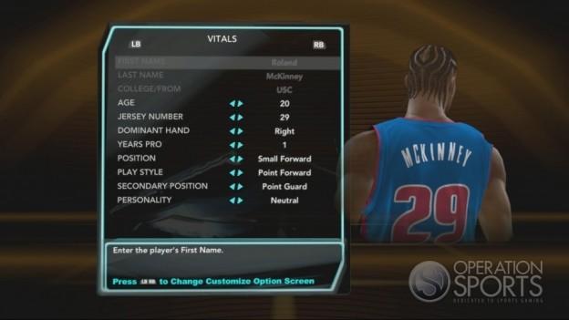 NBA 2K10 Screenshot #559 for Xbox 360