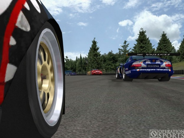 GTR FIA Racing Screenshot #1 for PC