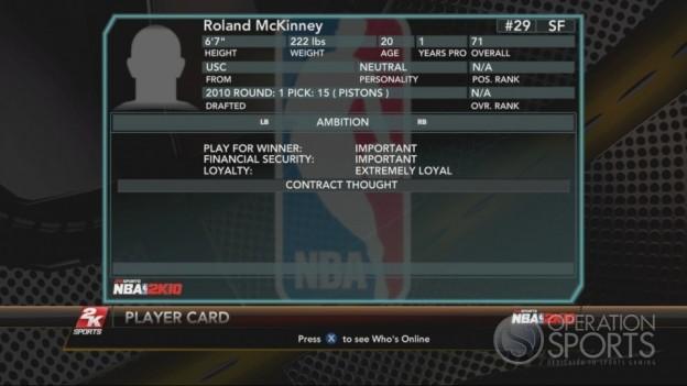 NBA 2K10 Screenshot #564 for Xbox 360