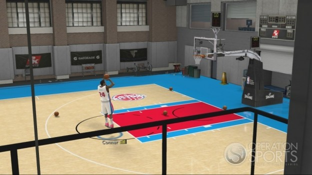 NBA 2K10 Screenshot #573 for Xbox 360