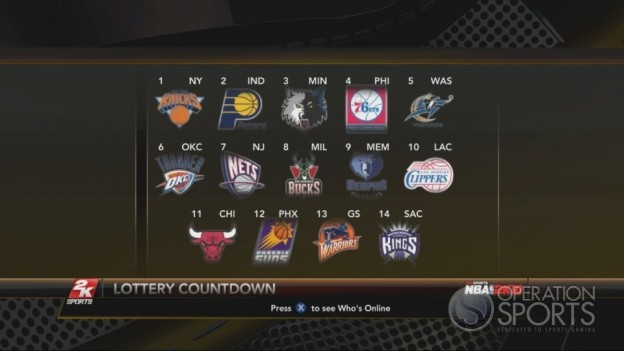 NBA 2K10 Screenshot #582 for Xbox 360