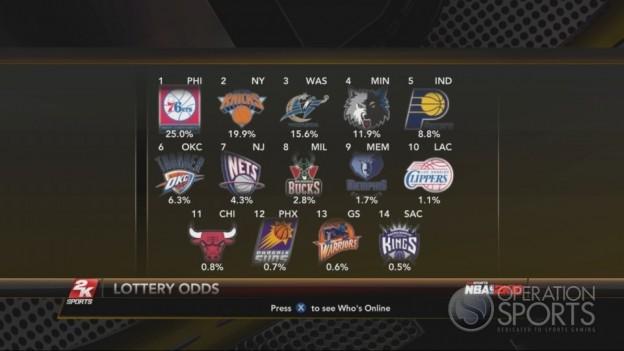 NBA 2K10 Screenshot #584 for Xbox 360