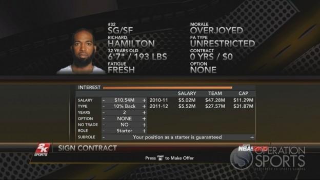 NBA 2K10 Screenshot #588 for Xbox 360
