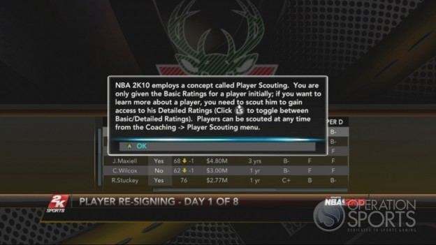 NBA 2K10 Screenshot #591 for Xbox 360
