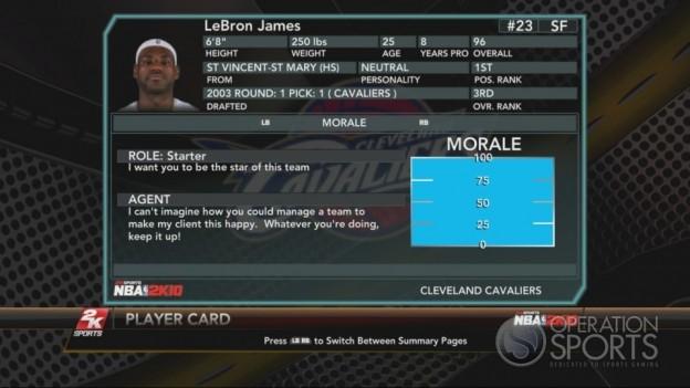 NBA 2K10 Screenshot #596 for Xbox 360