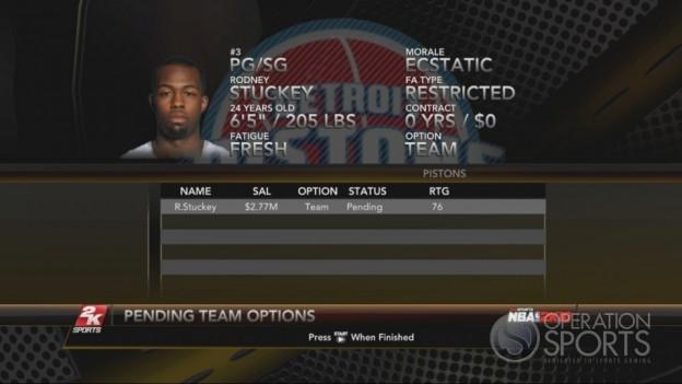 NBA 2K10 Screenshot #601 for Xbox 360
