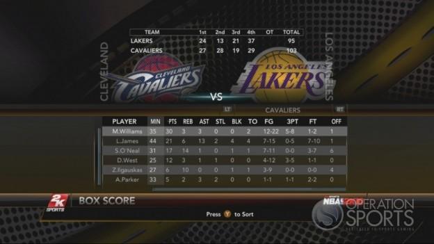 NBA 2K10 Screenshot #611 for Xbox 360