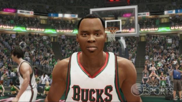 NBA Live 10 Screenshot #16 for Xbox 360