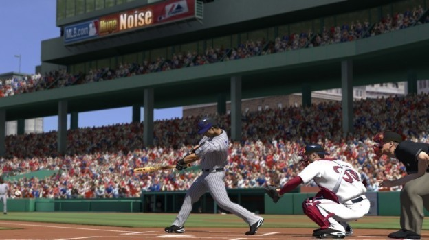 MLB '08: The Show Screenshot #1 for PS3