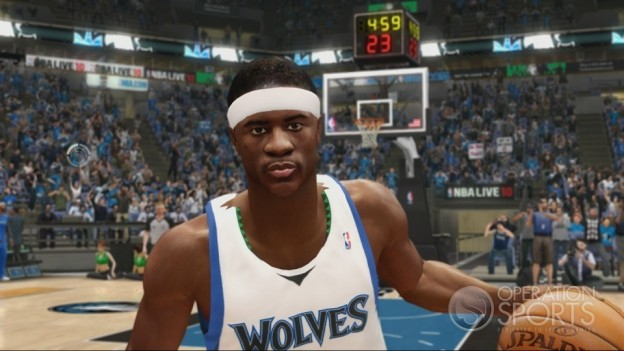 NBA Live 10 Screenshot #34 for Xbox 360