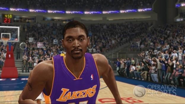 NBA Live 10 Screenshot #37 for Xbox 360
