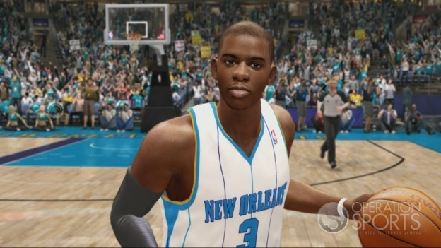 NBA Live 10 Screenshot #54 for Xbox 360