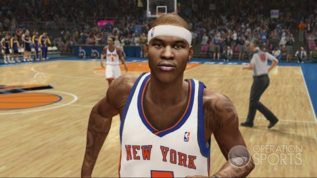 NBA Live 10 Screenshot #60 for Xbox 360