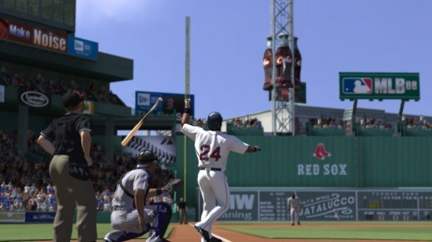 MLB '08: The Show Screenshot #7 for PS3