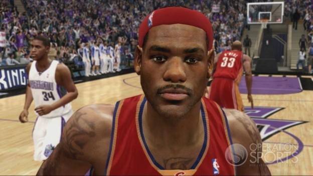 NBA Live 10 Screenshot #117 for Xbox 360