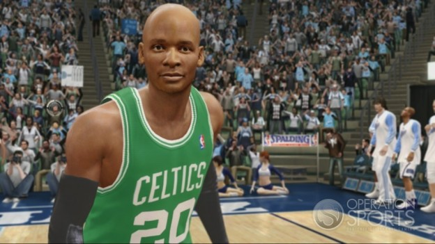 NBA Live 10 Screenshot #148 for Xbox 360