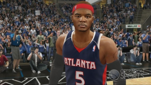 NBA Live 10 Screenshot #154 for Xbox 360