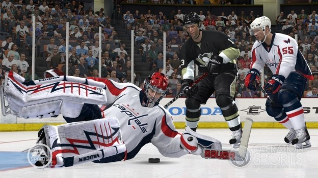 NHL 10 Screenshot #100 for Xbox 360