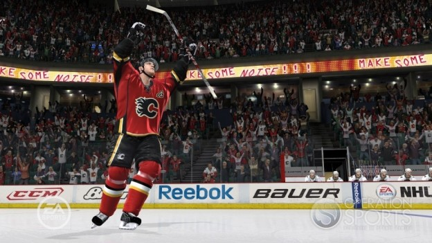 NHL 10 Screenshot #105 for Xbox 360