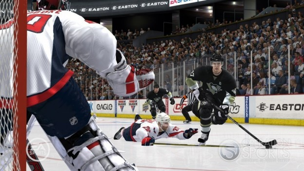 NHL 10 Screenshot #107 for Xbox 360