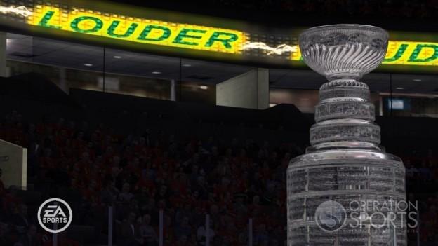NHL 10 Screenshot #111 for Xbox 360