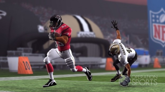 Madden NFL Arcade Screenshot #1 for Xbox 360