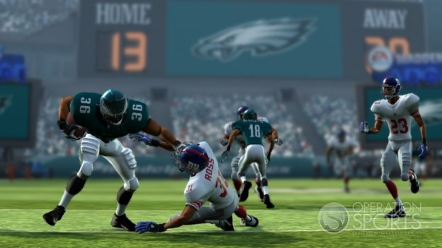 Madden NFL Arcade Screenshot #9 for Xbox 360