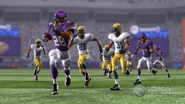 Madden NFL Arcade Screenshot #12 for Xbox 360