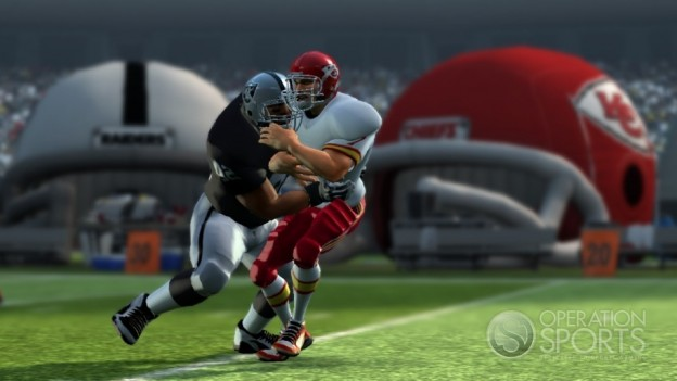 Madden NFL Arcade Screenshot #15 for Xbox 360