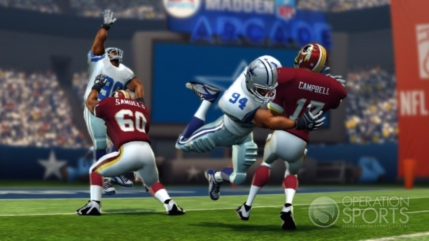 Madden NFL Arcade Screenshot #17 for Xbox 360