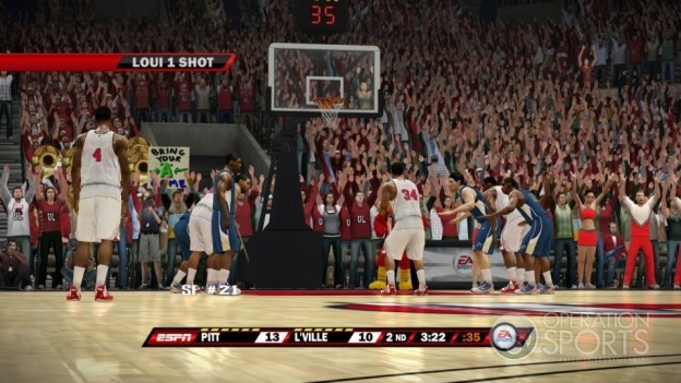 NCAA Basketball 10 Screenshot #4 for Xbox 360