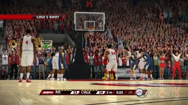 NCAA Basketball 10 Screenshot #4 for Xbox 360