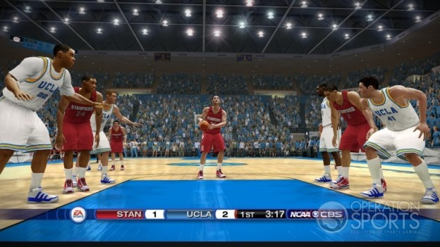 NCAA Basketball 10 Screenshot #5 for Xbox 360