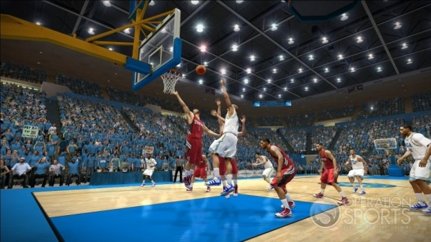 NCAA Basketball 10 Screenshot #7 for Xbox 360