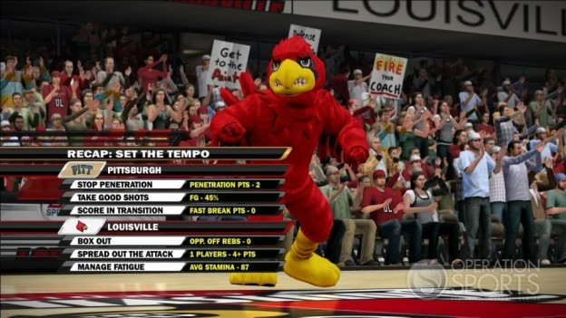 NCAA Basketball 10 Screenshot #9 for Xbox 360