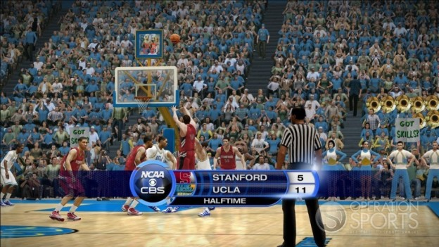 NCAA Basketball 10 Screenshot #10 for Xbox 360