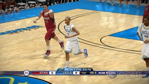 NCAA Basketball 10 Screenshot #13 for Xbox 360