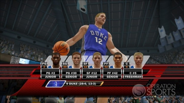 NCAA Basketball 10 Screenshot #15 for Xbox 360
