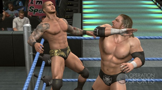 WWE SmackDown vs. Raw 2010 Screenshot #4 for Xbox 360