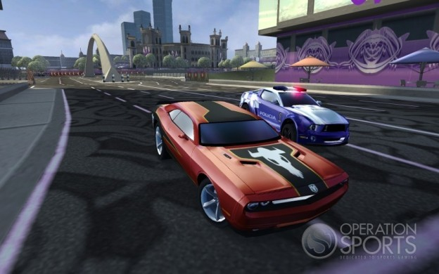 Need for Speed Nitro Screenshot #15 for Wii