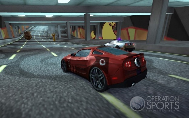 Need for Speed Nitro Screenshot #16 for Wii