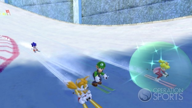 Mario & Sonic at the Olympic Games Screenshot #4 for Wii