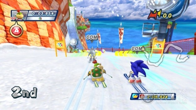Mario & Sonic at the Olympic Games Screenshot #6 for Wii