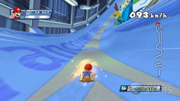 Mario & Sonic at the Olympic Games Screenshot #8 for Wii