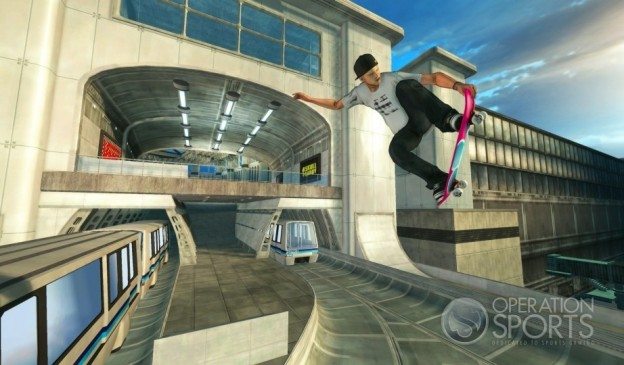 Tony Hawk: RIDE Screenshot #13 for Xbox 360