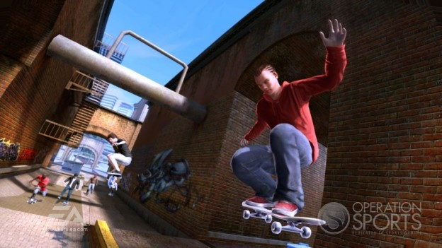 Skate 3 Screenshot #1 for Xbox 360