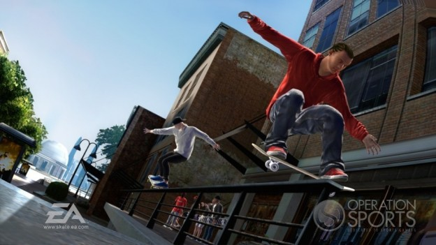 Skate 3 Screenshot #3 for Xbox 360