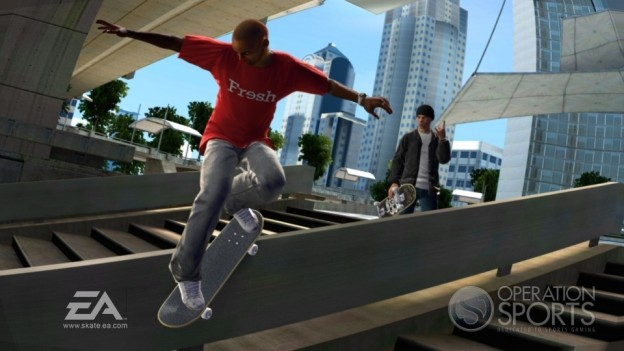 Skate 3 Screenshot #4 for Xbox 360
