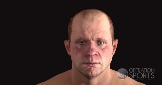 EA Sports MMA Screenshot #4 for Xbox 360