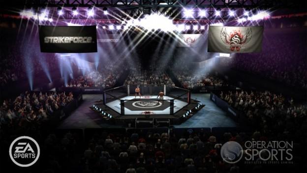 EA Sports MMA Screenshot #5 for Xbox 360